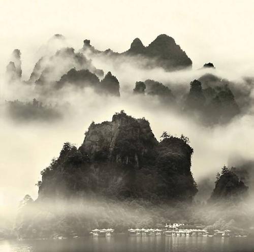 中国风文化与H5结合