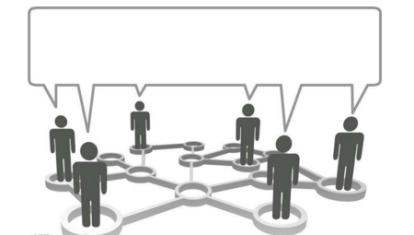 在微营销中为用户提供交谈的空间