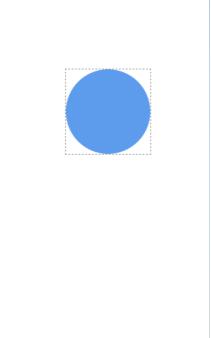 通过微传单的形状设计几何图形