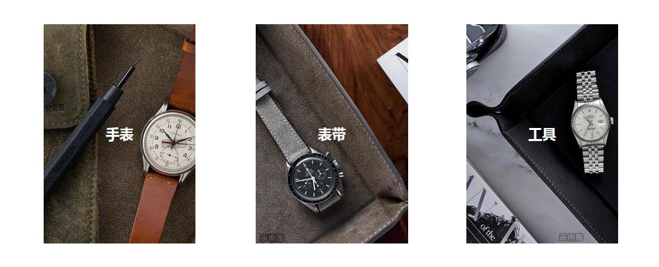 手表网站模板图册