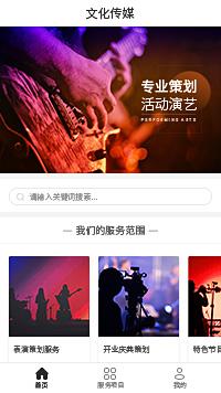 广州演出策划-广州演出策划公司小程序