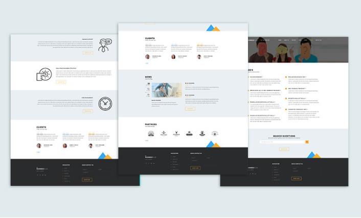 企业建立网站